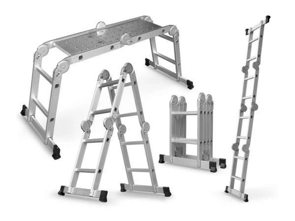 Лестницы и стремянки - Профессиональное оборудование в аренду - Аренда оборудования для ремонта и отдыха в Екатеринбурге